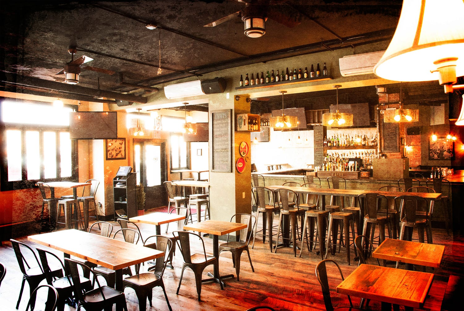Gastropubs NYC - Best Bars With Good Food