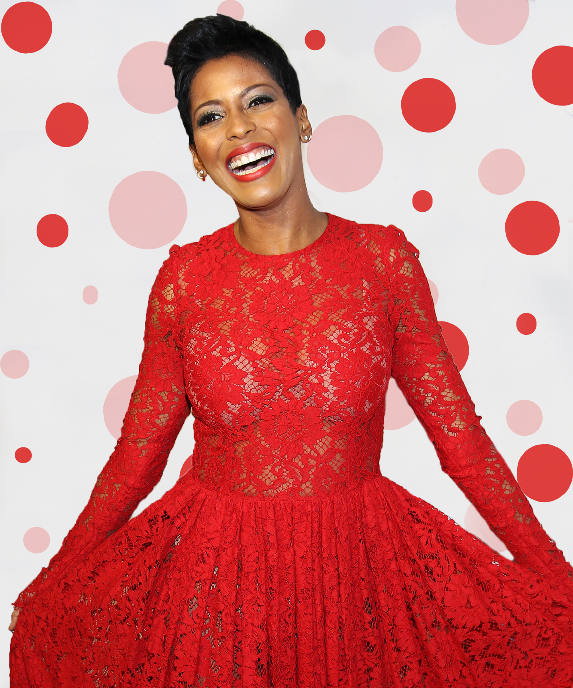 c6e63a81d551 Tamron Hall Is Killing It On Instagram & You're Jealous About It, Boo