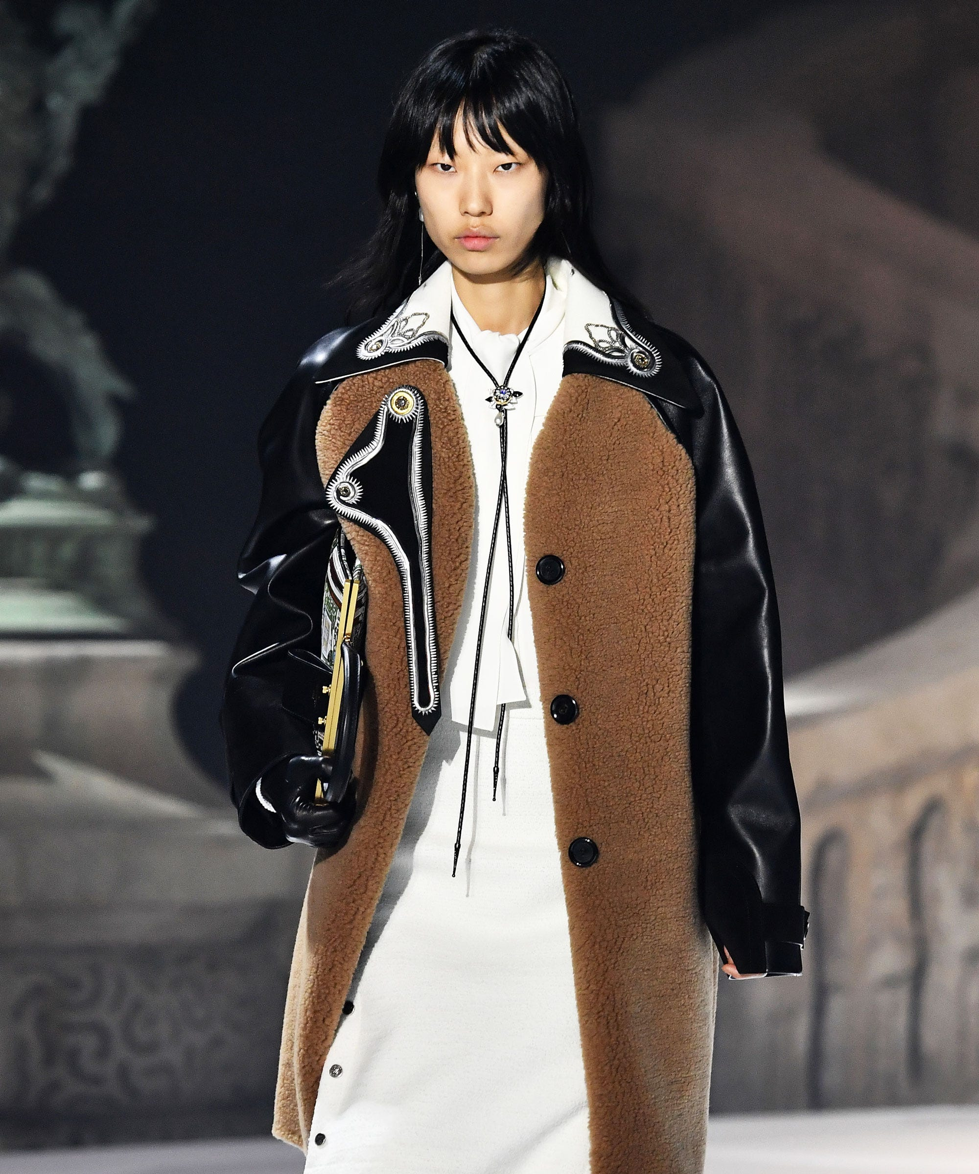 836264105f07 Let Louis Vuitton Fall 2018 Show Upgrade Your Workwear