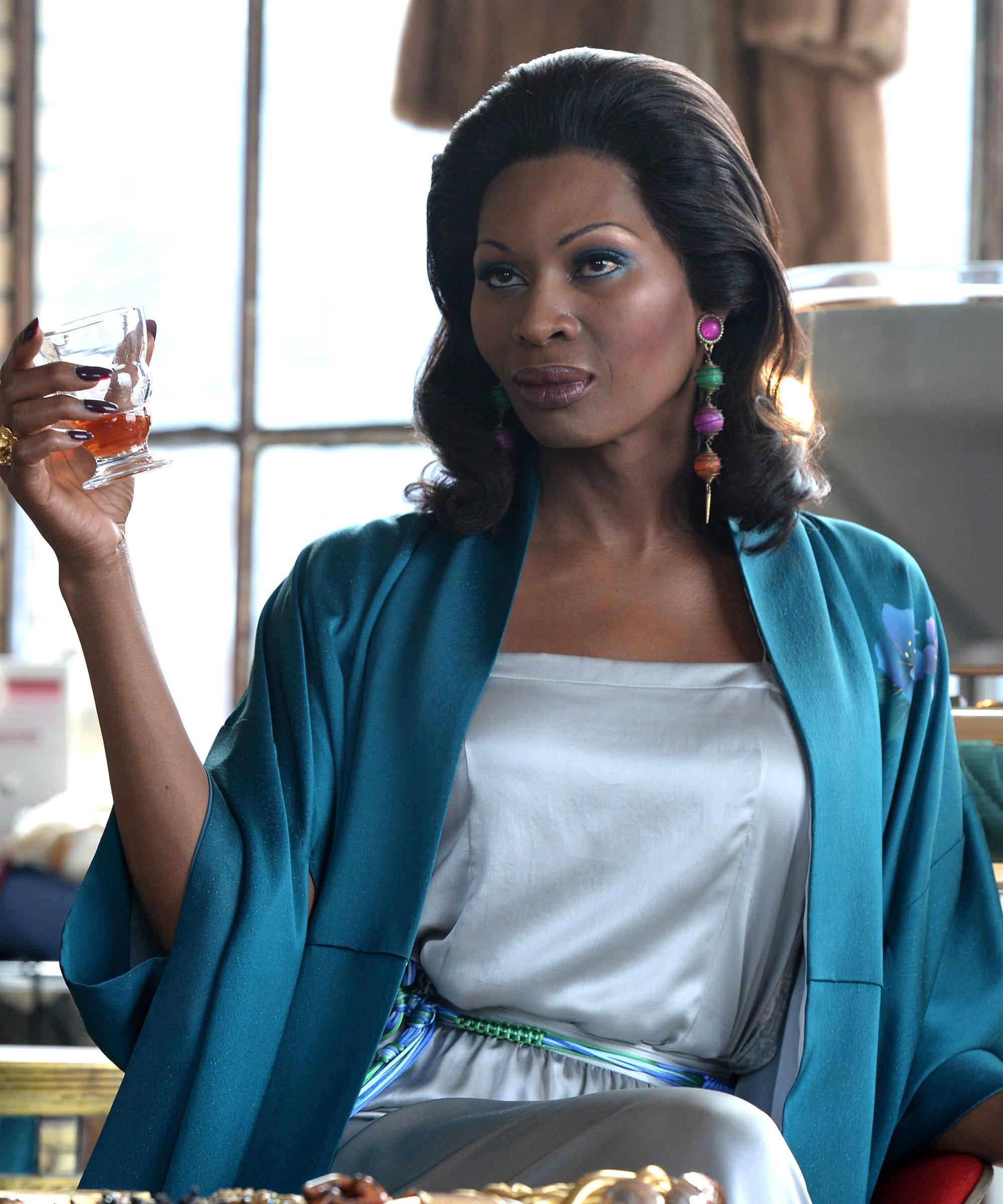Dominique Jackson (model)