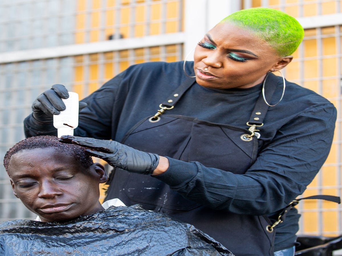 Can Beauty Change The Face Of Homelessness?