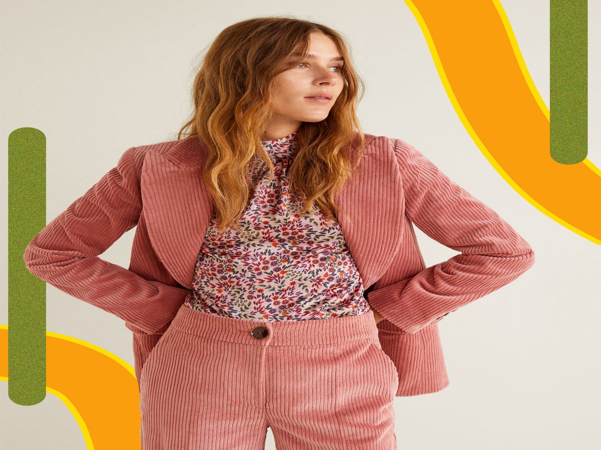 15 Corduroy Suits That Give Us Major  70s Vibes