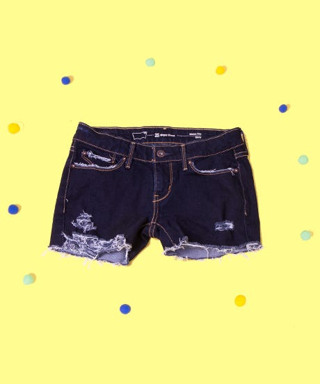 463d056f How To Make Cut Off Shorts