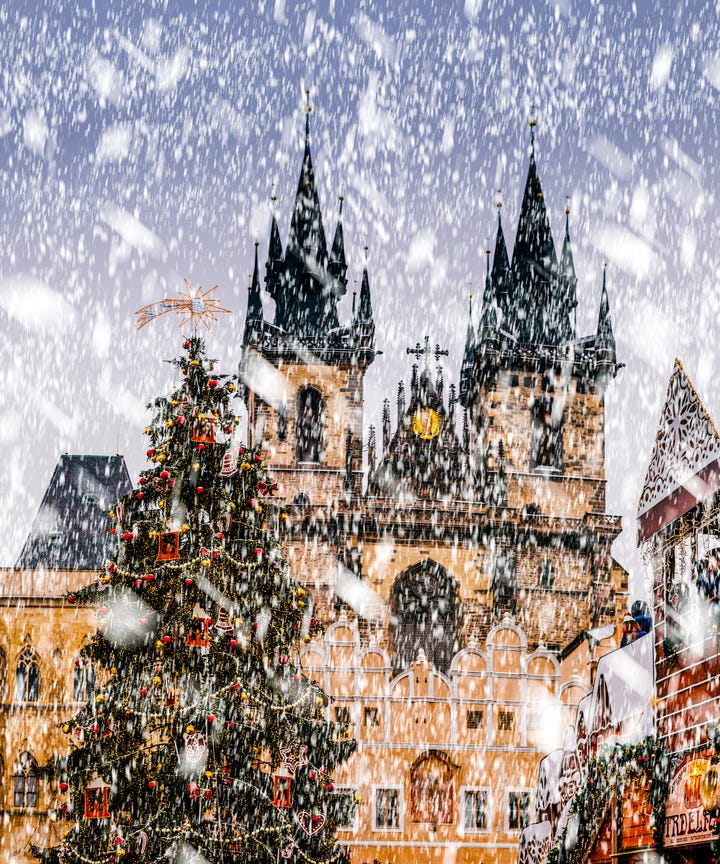 leaving your house in the dead of winter can feel like an herculean task especially when the weather is gloomy and theres black ice on the ground - Best Christmas Vacation Destinations