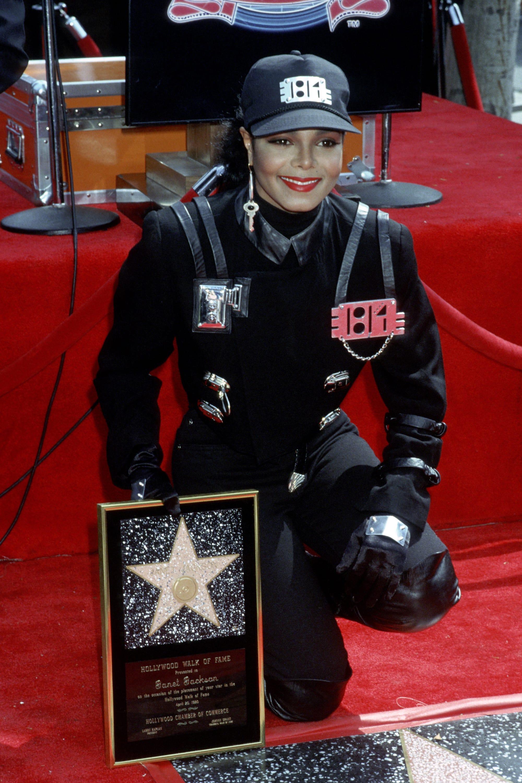 Janet Jackson Fashion Looks Braids Super Bowl Halftime 6cdac715b5f