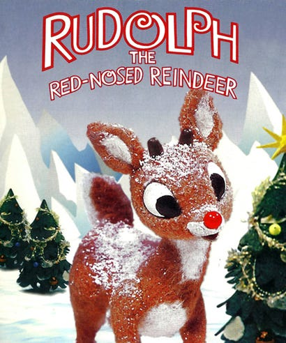 the true story of rudolph the red nosed reindeers name
