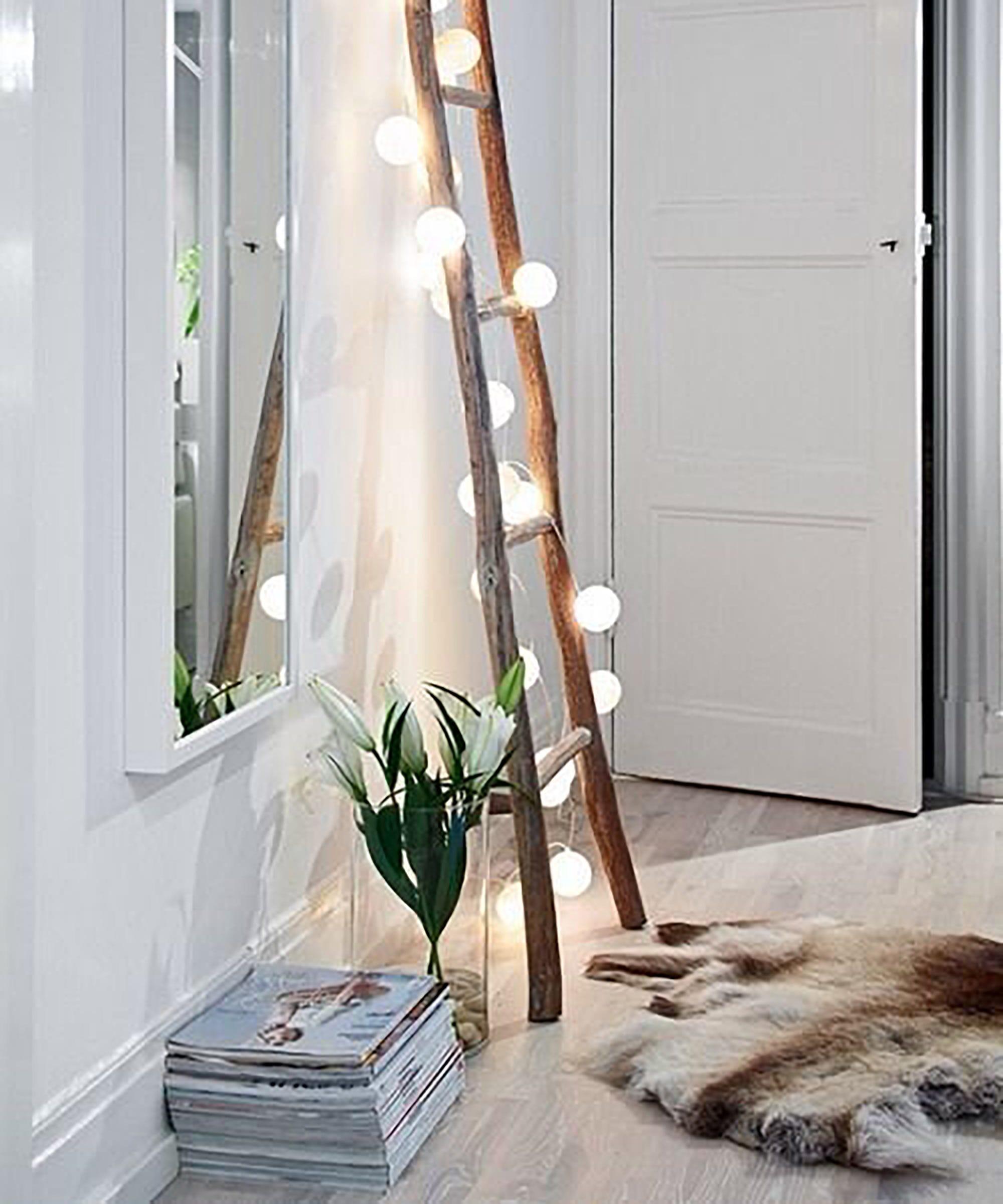 String Lights Decor Ideas