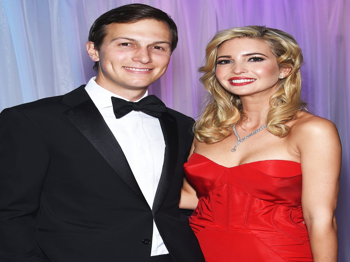 An Astrologer Analyzed Ivanka & Jared s Relationship & The Results Are Revealing