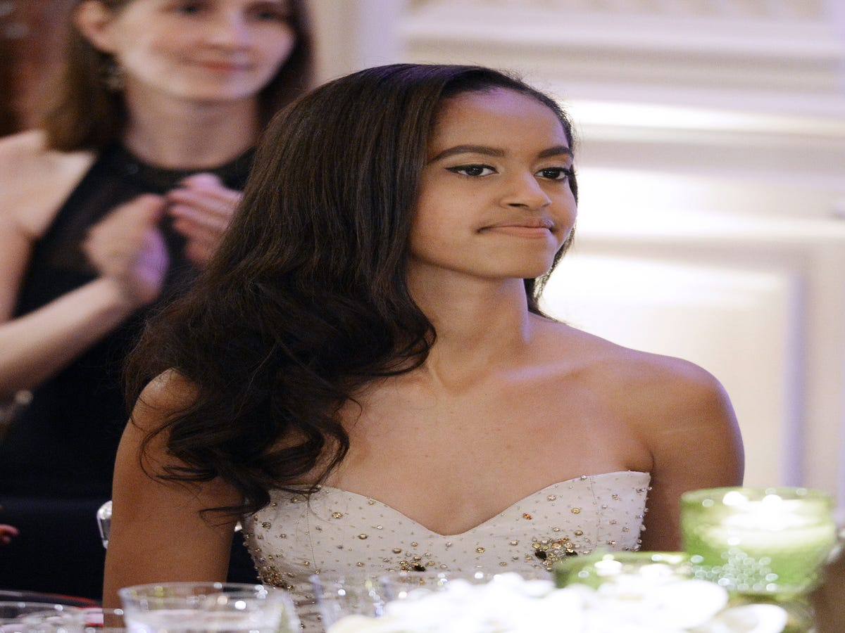 Malia Obama Has Great Taste In Wine, Maybe Bad Taste In Friends
