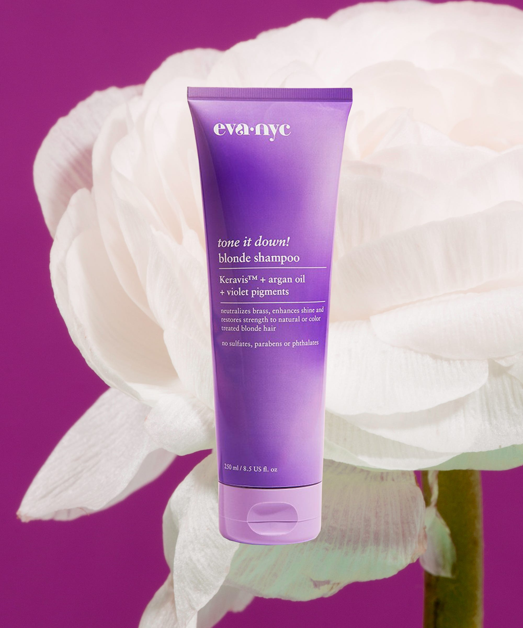 Purple Shampoo Blonde Hair Care Tips