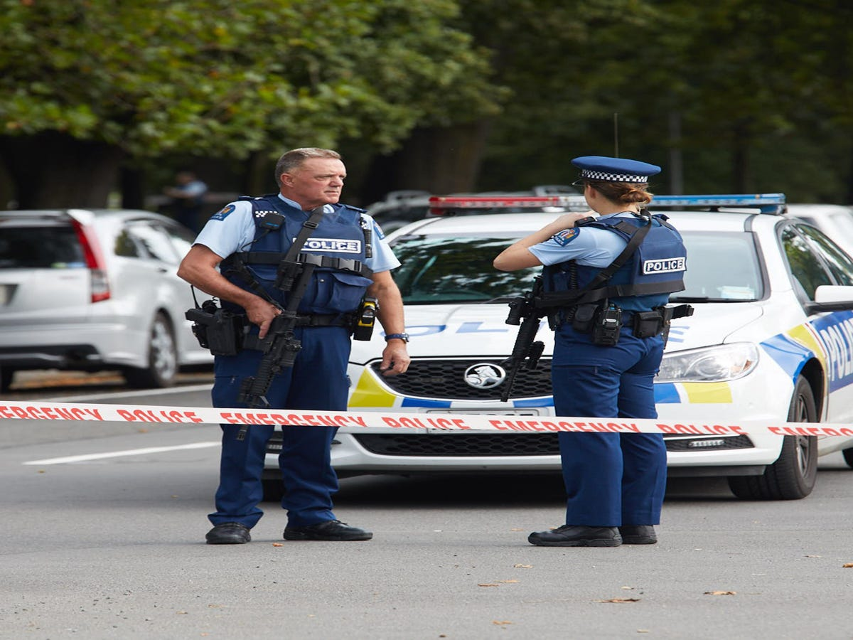 New Zealand s Gun Laws In Question After Terror Attack