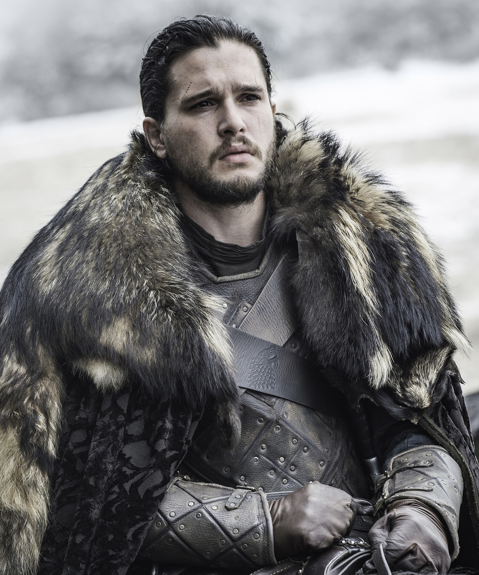 Game Of Thrones Hottest Man Buns Like Jon Snow Hair