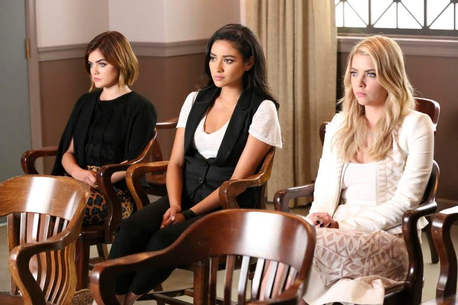 Pretty Little Liars Season 6 5 Year Forward Recap