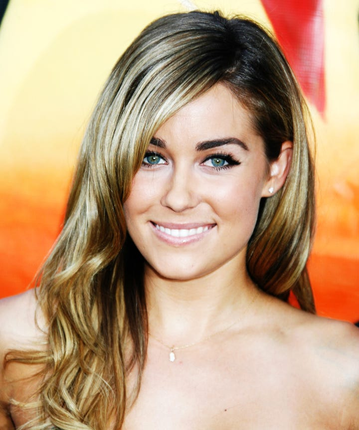 Lauren conrad always did these five things to her hair 5 hairstyles lauren conrad always wore on the hills solutioingenieria Images