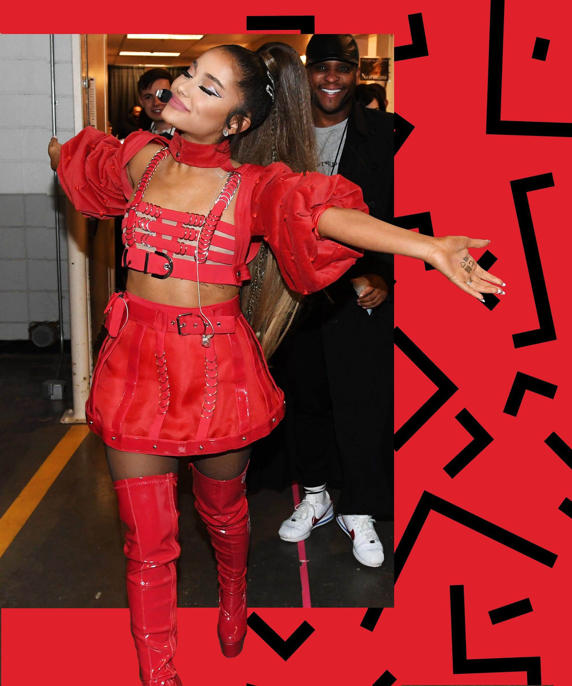 30e8ed68b Ariana Grande Just Added More Tattoos To Her Growing Collection
