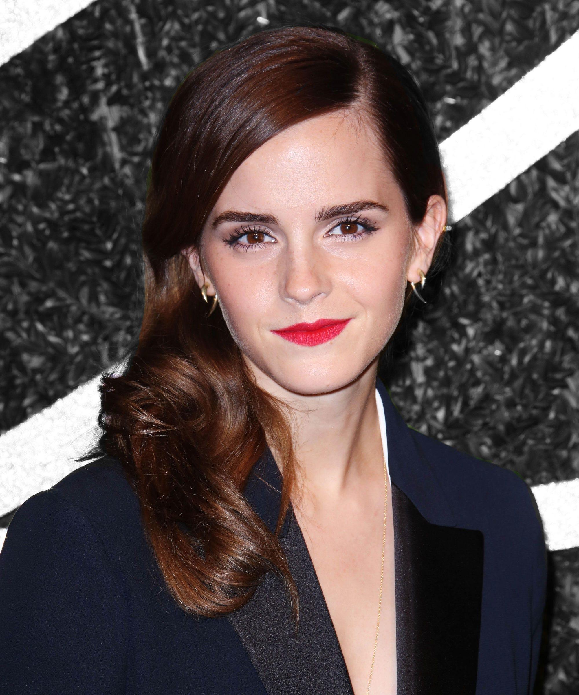 Emma Watson Bob Haircut