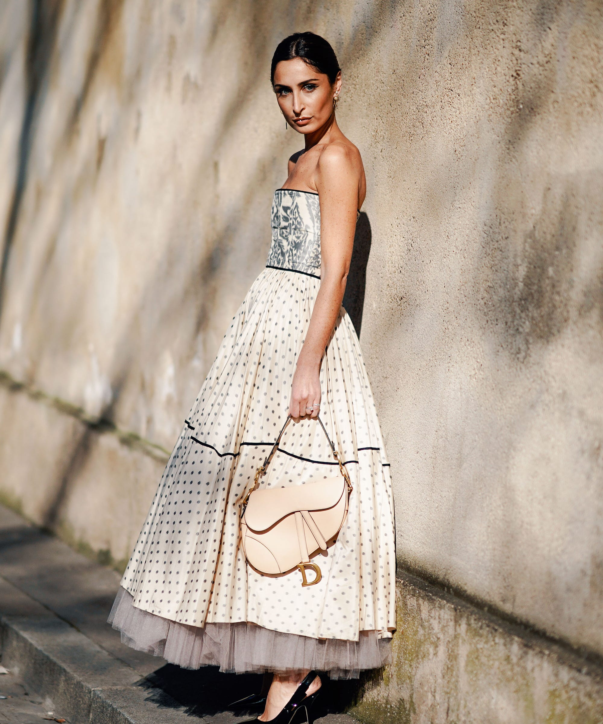 3b6c881a32c3 Flipboard: Kate Middleton Wears Gorgeous Two-Tone Gucci Dress to ...