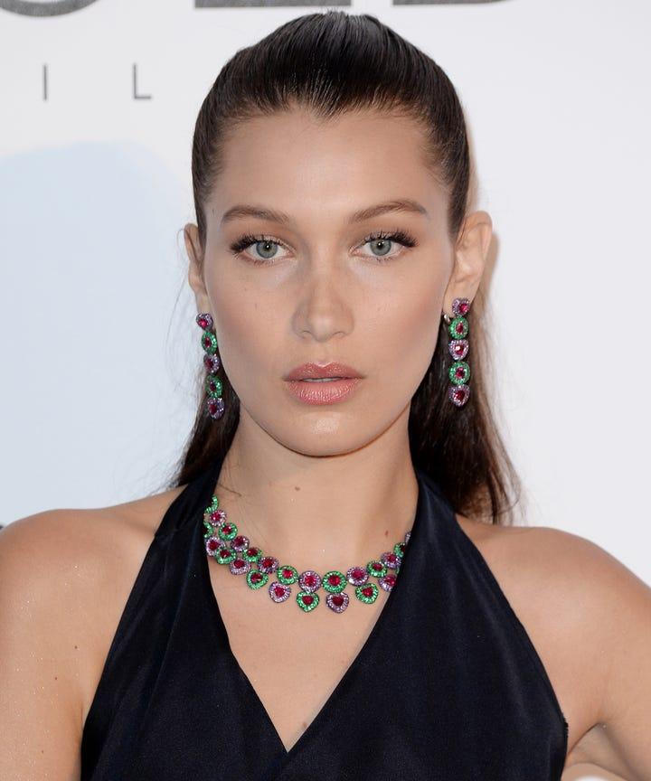Celebrity Makeup Transformation Photos, Kim Kardashian
