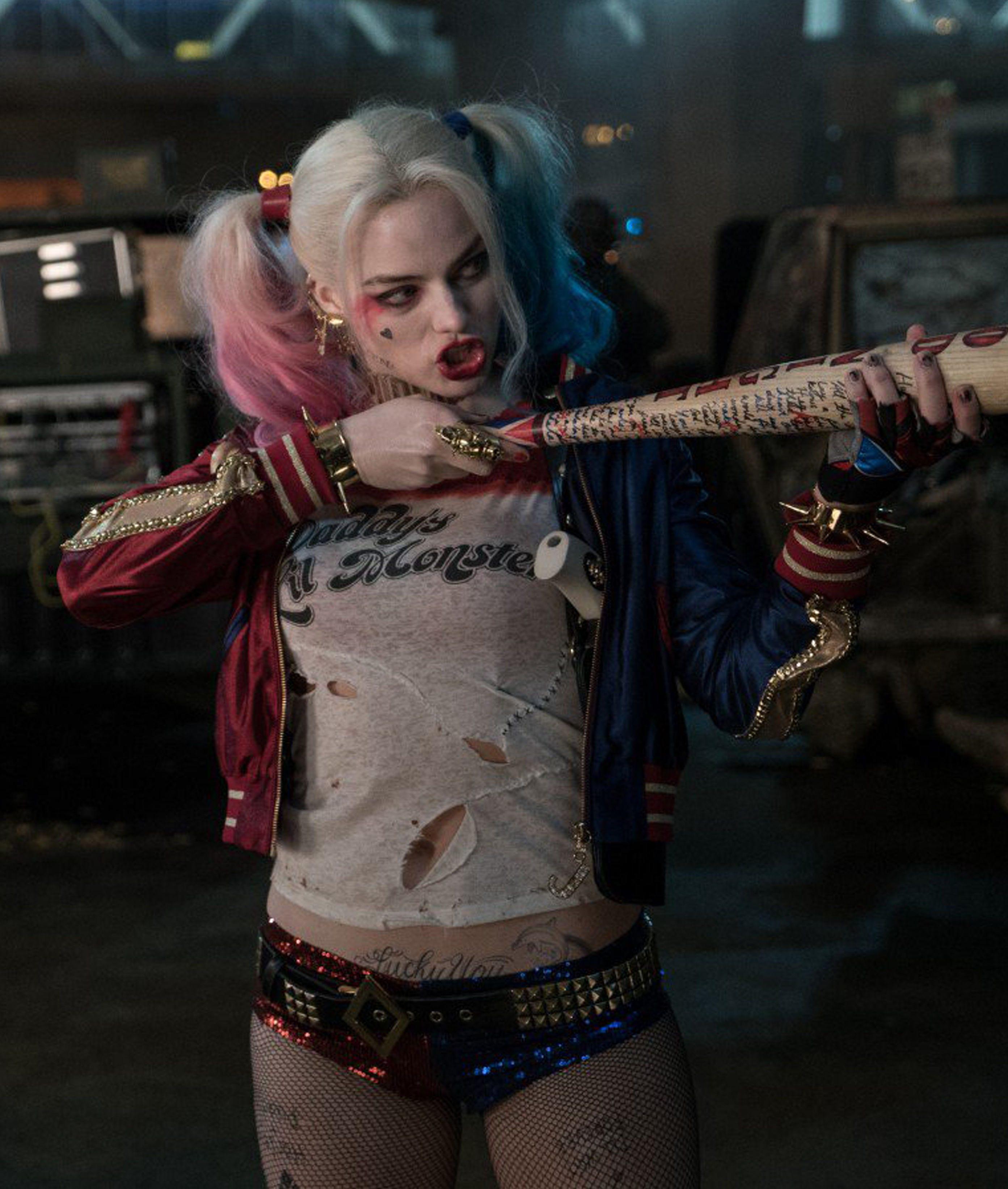 Harley quinn jade davin