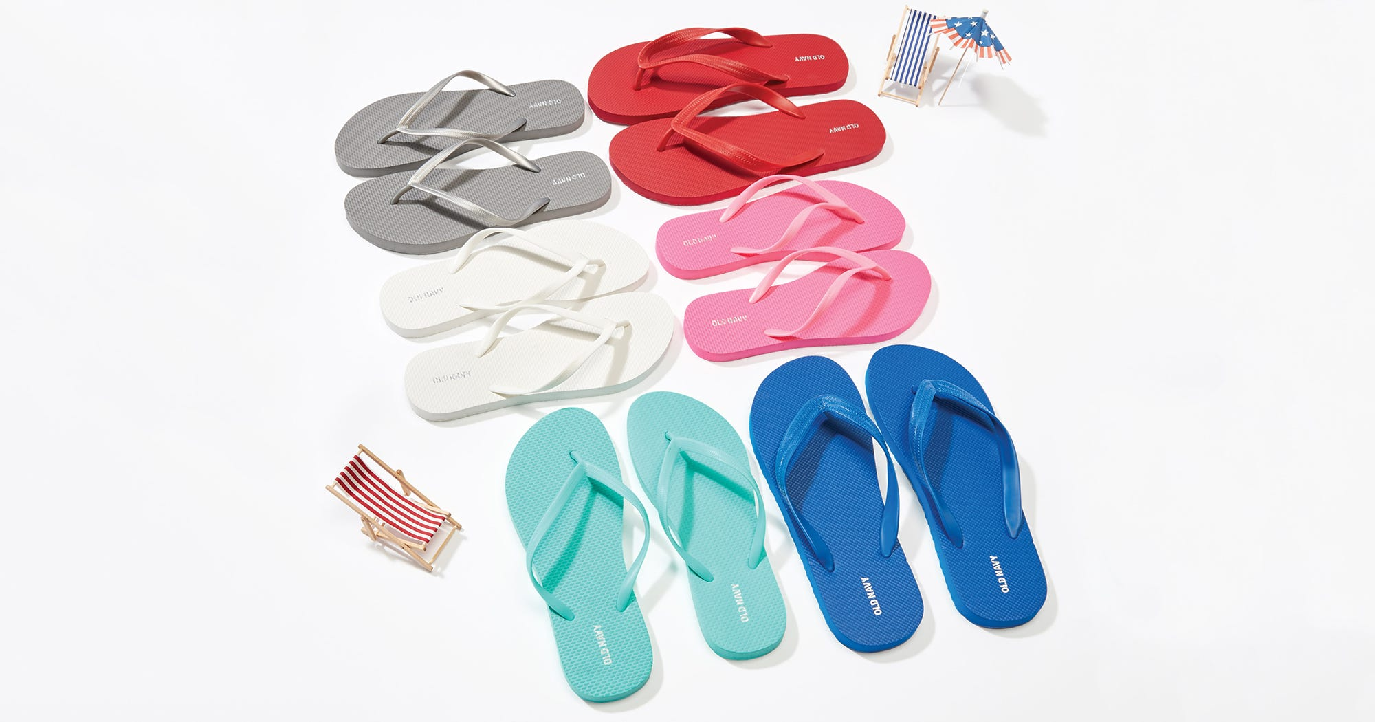 9348f734060b Old Navy One Dollar Flip Flop Sale 2018 Is Back