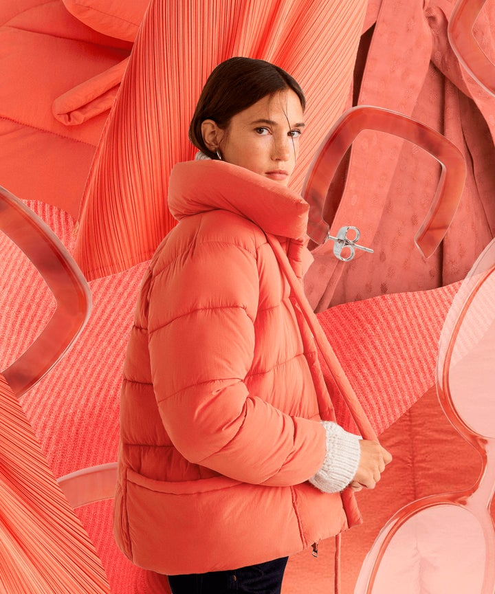 Living Coral Pantone Colour Of The Year Shopping