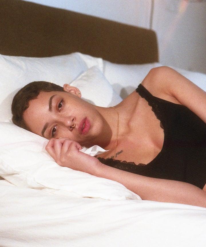 Nausea after orgasm