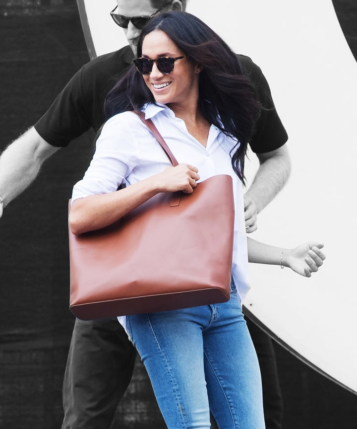 Meghan Markles beste Street Style Outfits