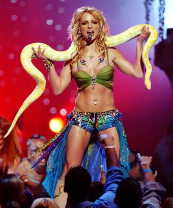 Britney spears throat #10