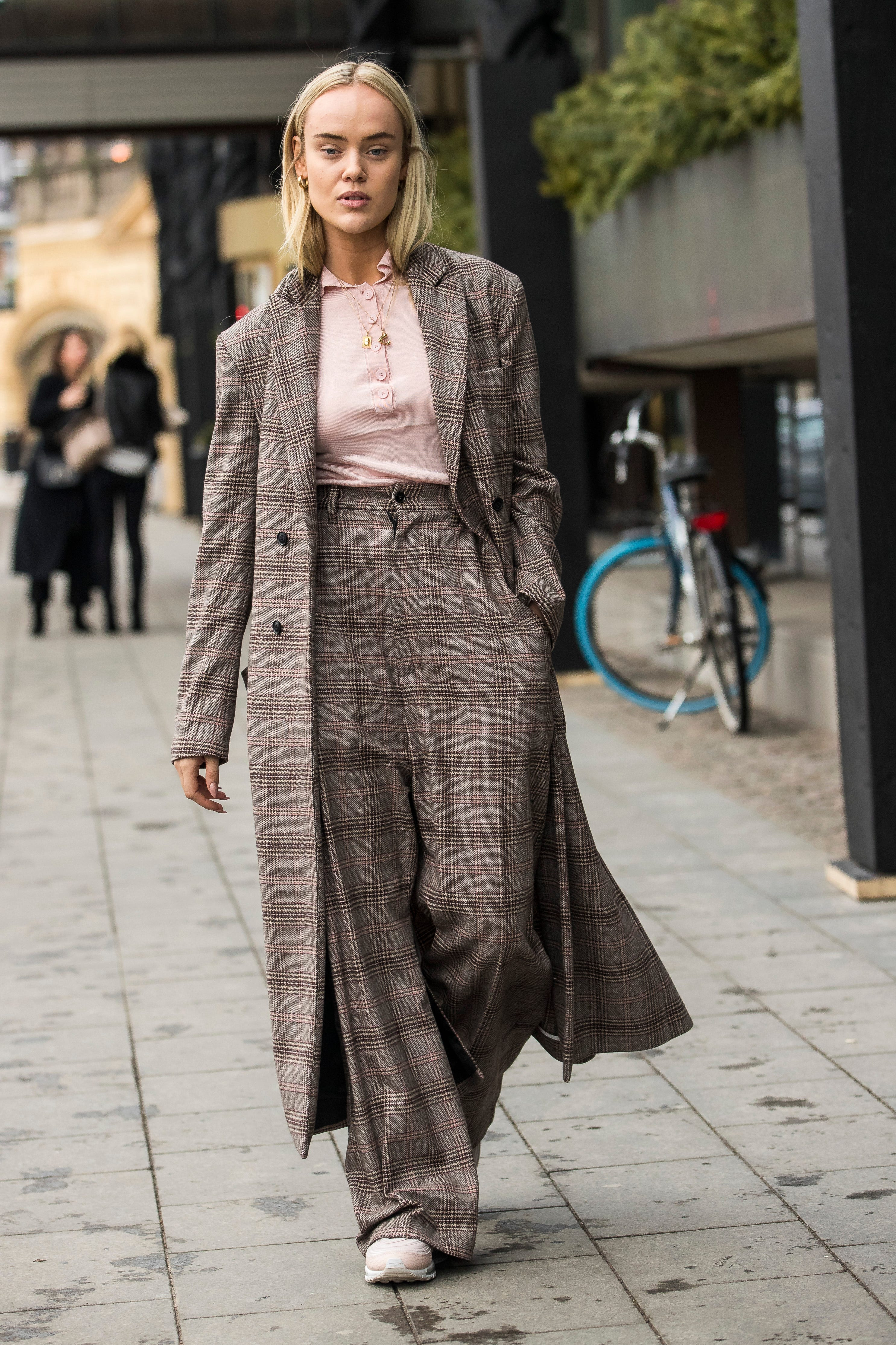 cfee7aa2dfee The Best Street Style Stockholm Fashion Week AW18