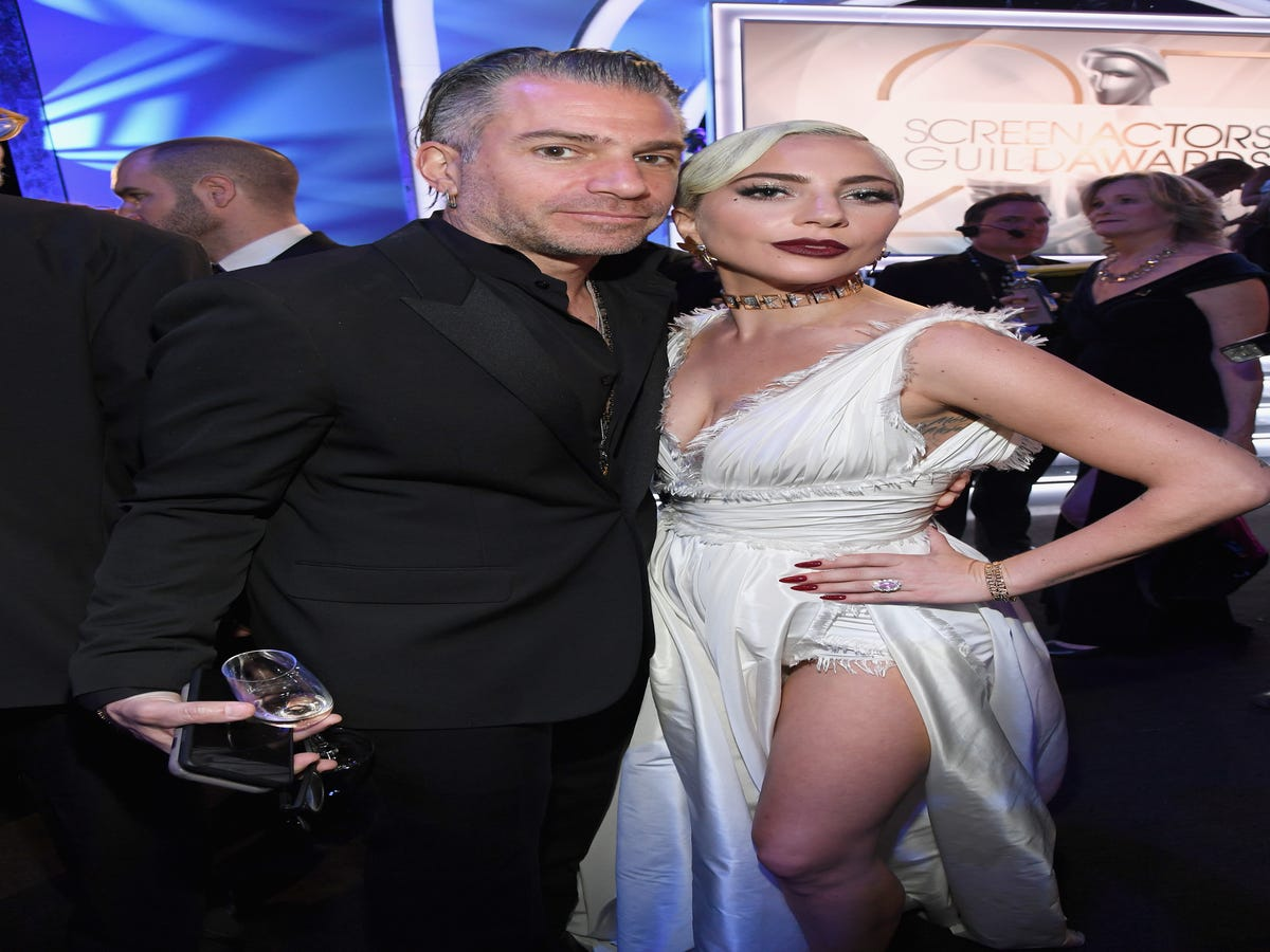 Lady Gaga & Christian Carino Split One Month After SAG Awards Appearance