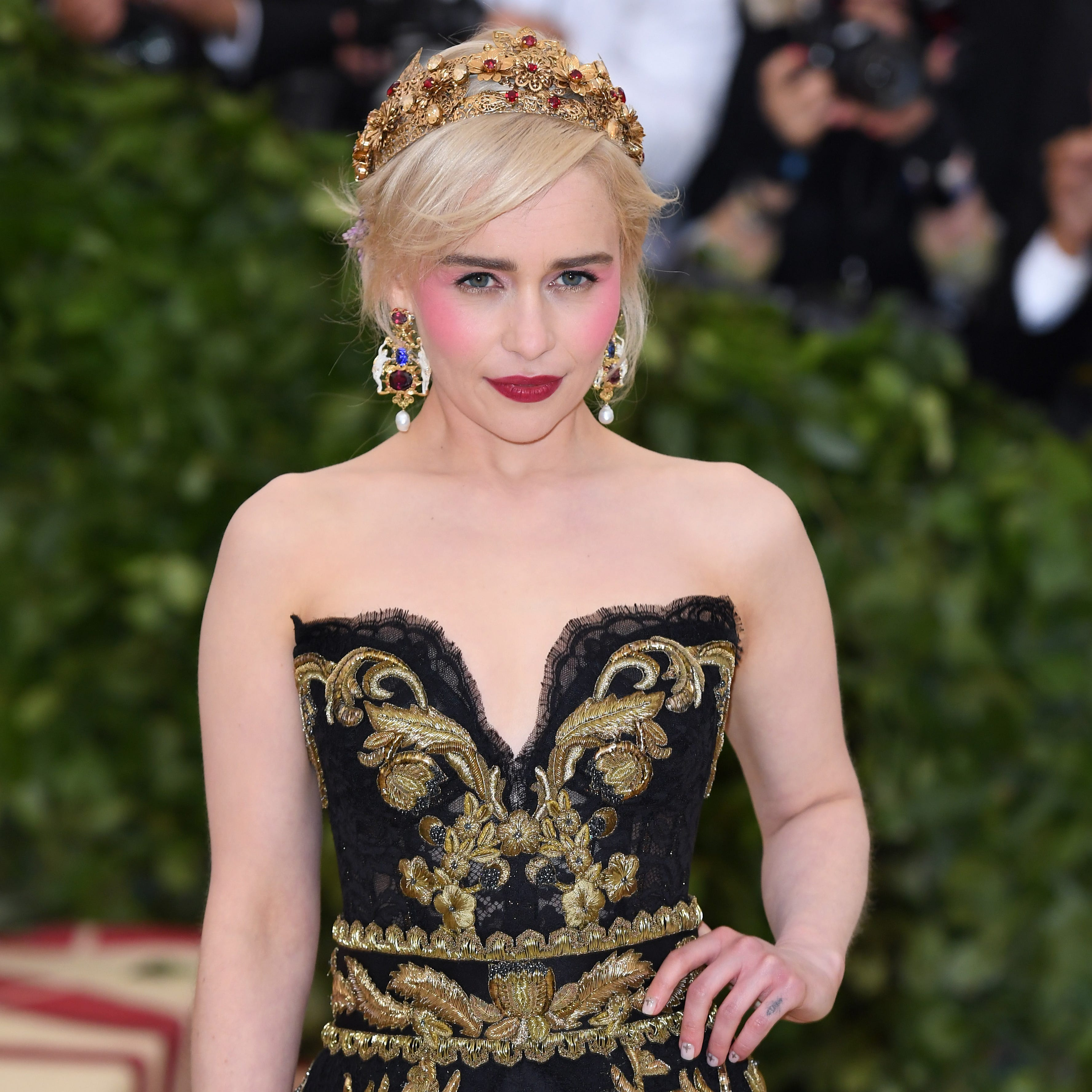 The Religious Meaning Behind The Met Gala Crowns 2018