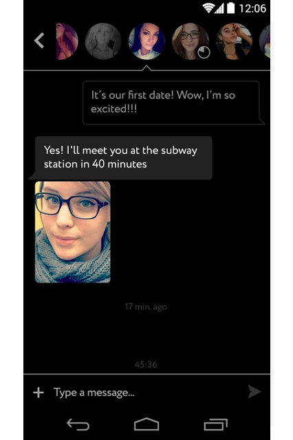 Baseline dating apps
