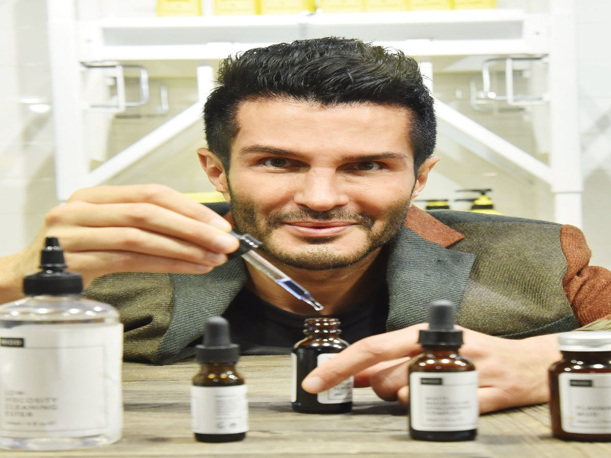 Estée Lauder Just Got A Restraining Order Against Deciem s Brandon Truaxe