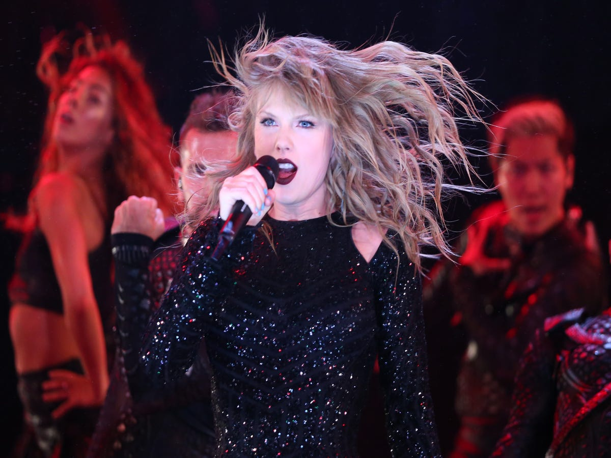 Taylor Swift Just Made It Very Clear How She Feels About President Donald Trump