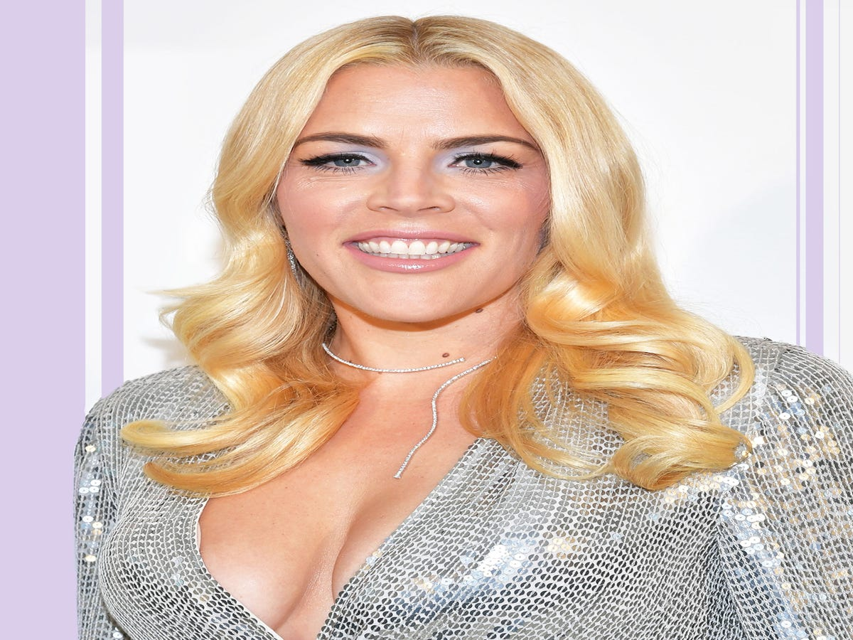 Busy Philipps Defends Her Controversial New Foot Tattoo
