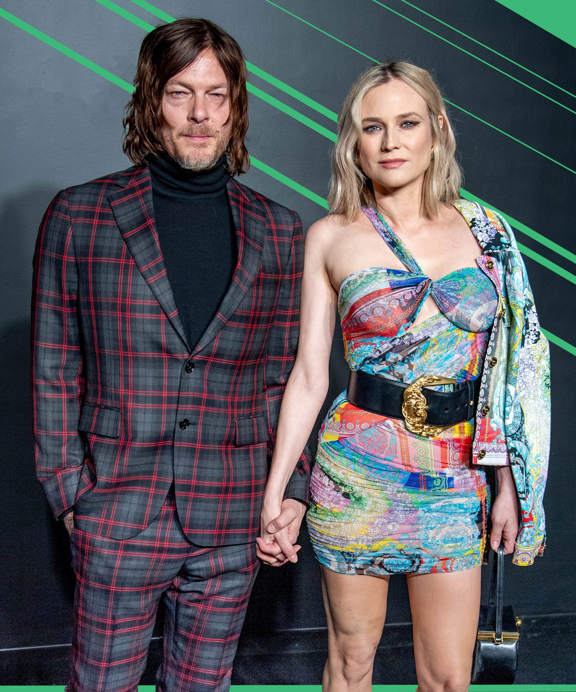 Diane Kruger Shares A Rare Glimpse Of Daughter With Norman Reedus