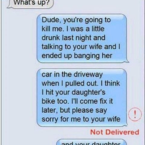 Funny Text Messages - Embarrassing Texts