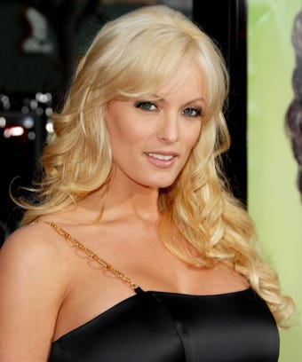 Stormy Daniels Knocked Up