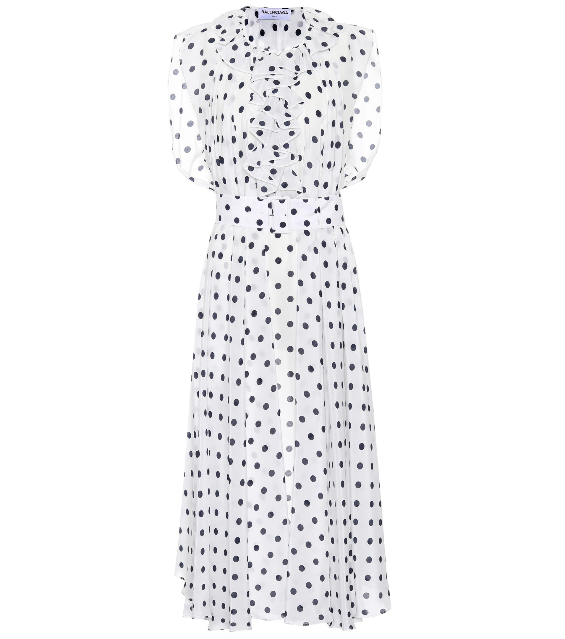 a04cfea8c8f8 Cute Ways To Wear The Polka Dot Trend Winter 2018
