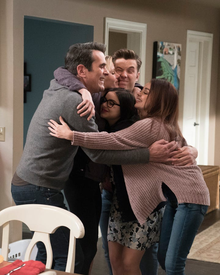 Emmy snubs 2018 who didnt get nominated but should have modern family comedy series solutioingenieria Choice Image