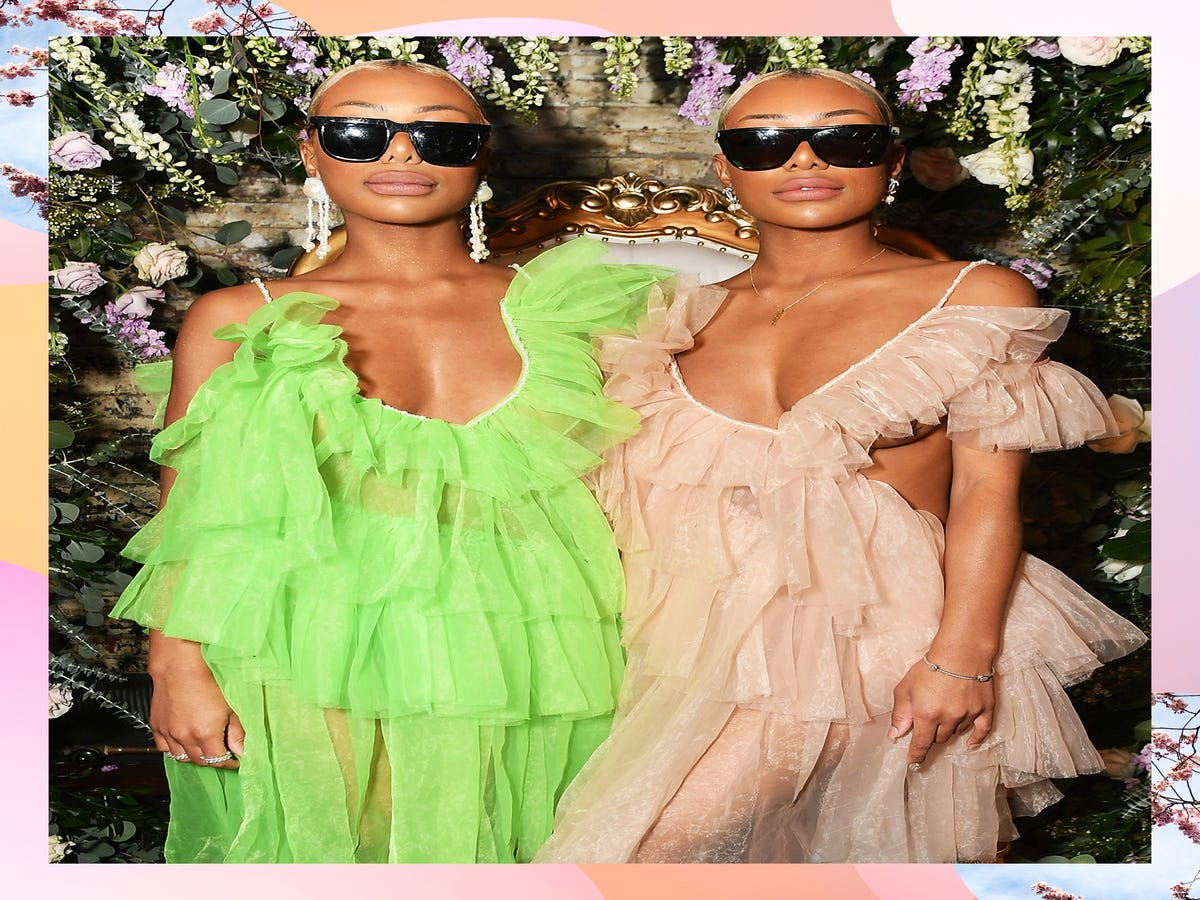 If You re Wondering What The Clermont Twins Do, They re Now Designing Accessories