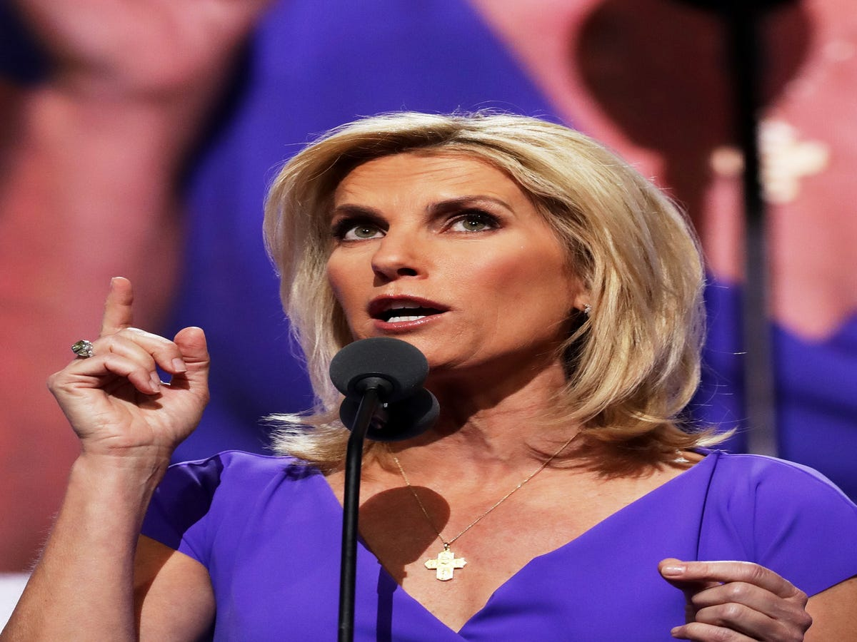 Laura Ingraham Goes On White Nationalist  Rant About Immigrants