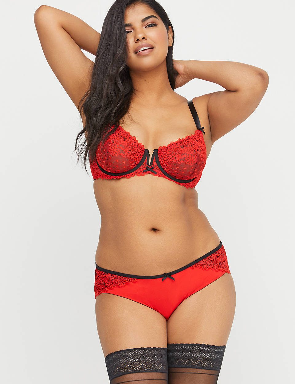 ac5fa5e7c Red Lingerie Shopping Guide For Valentines Day   Beyond