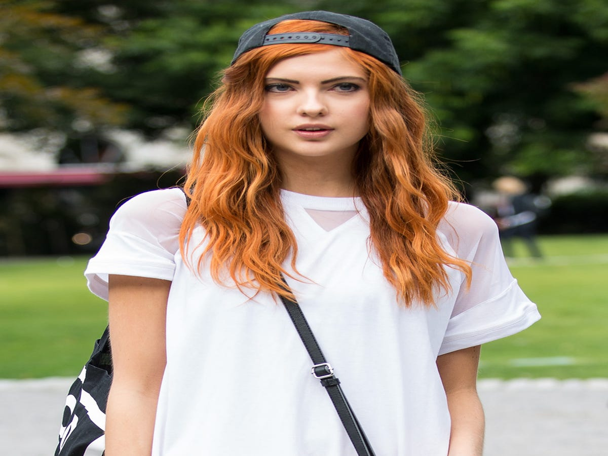 Everything You Need To Know About Going Red When You re Brunette