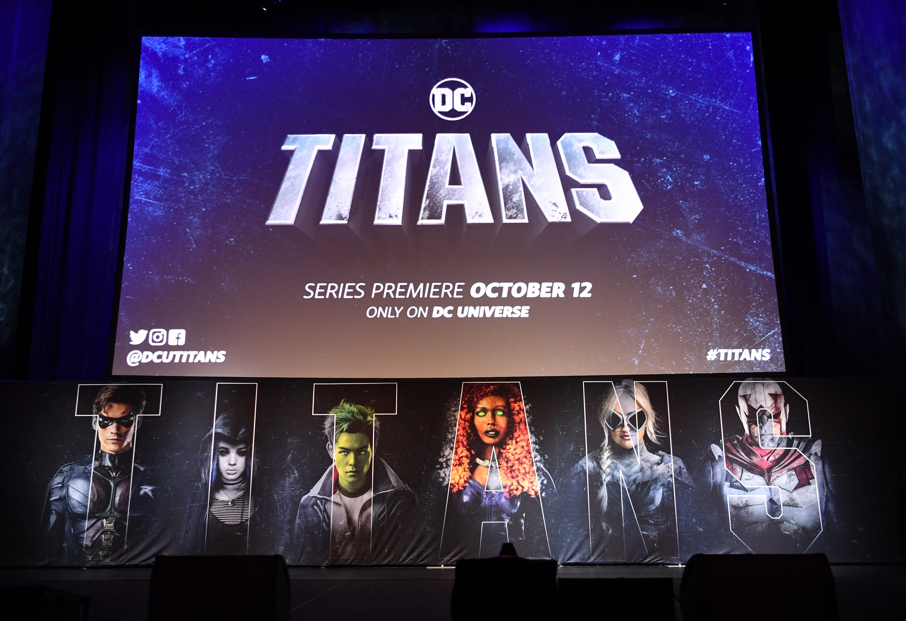 Titans Crew Member Killed During Special Effects Test