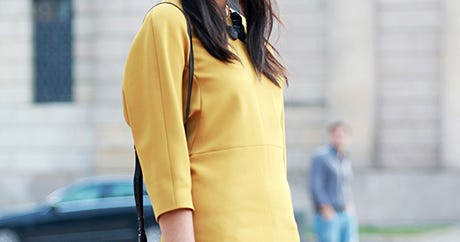 Fall's Must-Have Dress That'll Never Give You The Cold Shoulder
