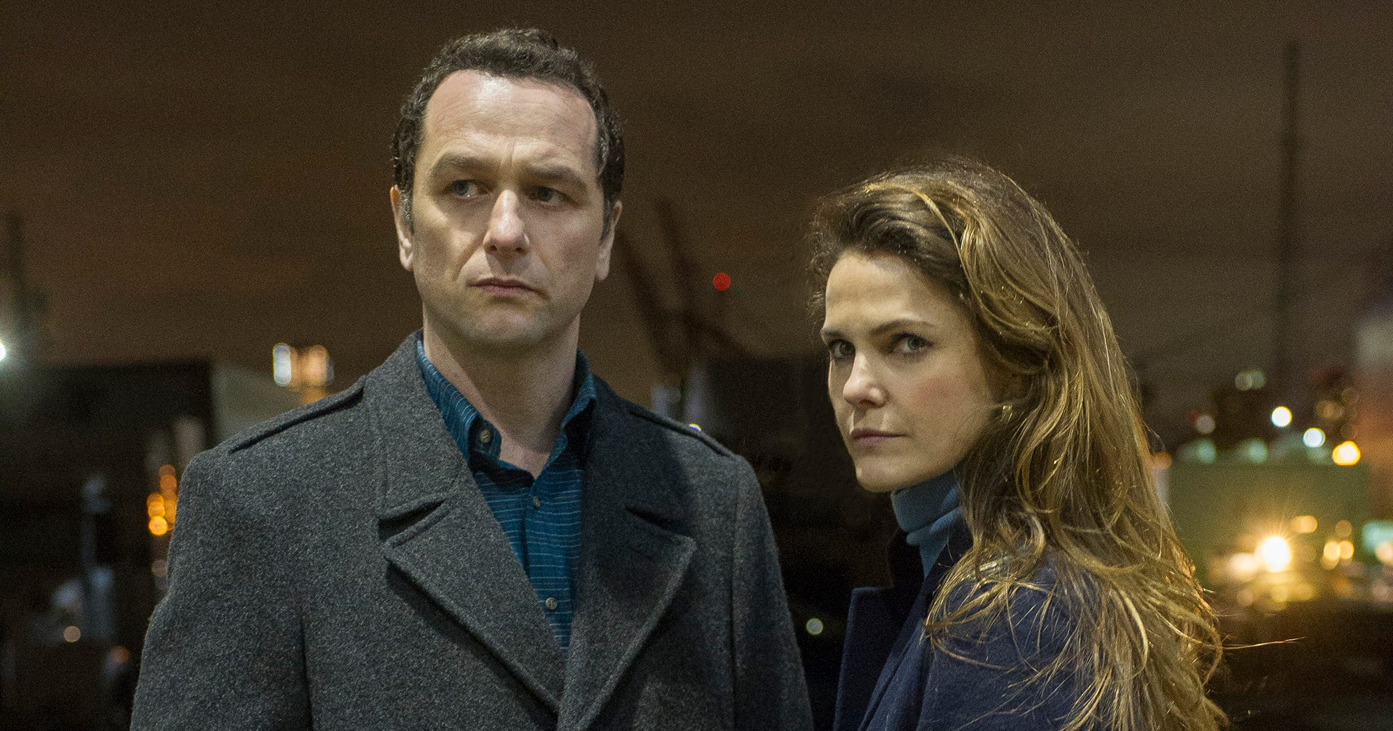 Netflix's Newest Thriller Is The Americans Meets Bodyguard