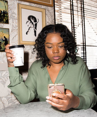The Shade Room IG Black Celebrity Gossip History Angie
