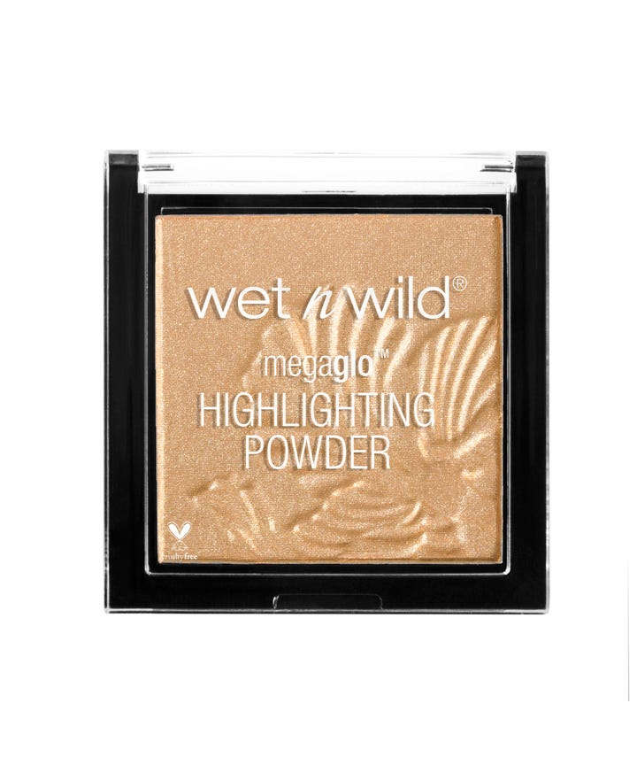 MegaGlo Highlighter in Golden Flower Crown
