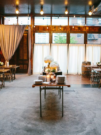 event spaces nyc new york city party venues